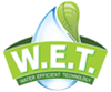 WET water effecient techology